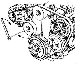 serpentine belt diagram fixya hope you can see it