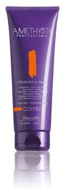 FarmaVita Amethyste <b>оттеночная маска для волос</b> Copper ...