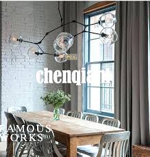 branching bubble chandelier globe branching bubble chandelier modern chandelier light lighting 7 head branching bubble 7