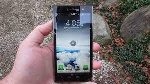 LG Spectrum II 4G VS930 (Verizon) Hands ...