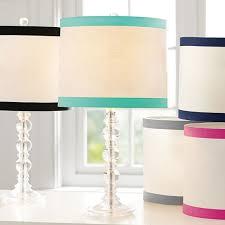 lighting shade. Ribbon Trim Table Lamp Shade Lighting