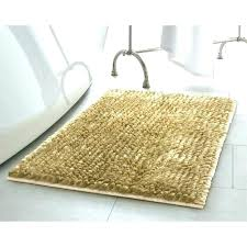 yellow bath rugs sets plush bathroom rugs fascinating yellow bathroom rugs 2 piece er chenille bath