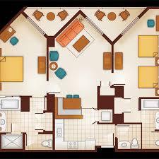 Captivating Two Bedroom Villa | Aulani Hawaii Resort U0026 Spa