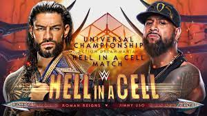 WWE HELL IN A CELL 2021 MATCH CARD   EARLY MATCH CARD PREDICTIONS   ACTION  DREAM MANIA - YouTube