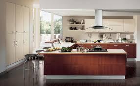 Luxury Kitchen Flooring L Shaped White Wood Cabinet Luxury Kitchen Design And Cabinets