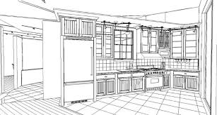 Small Picture Kitchen room 15 Buildings and Architecture Printable coloring