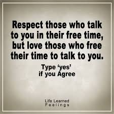 Ti Quotes Impressive Great Quotes About Life Respect Those Who Talk Ti You In Their
