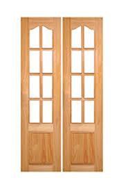 Puertas Privacidad Y Protección Para Tu Hogar  HomecenterPuertas Batientes Para Cocina