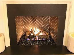 fireplace glass rocks popular