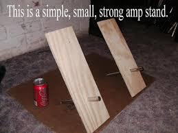 gitarre amp tilt stand african chair design einfach klein stark