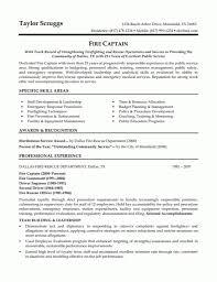 Download Firefighter Resume Examples Haadyaooverbayresort Com