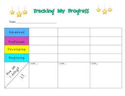 Student Tracking Chart Teaching Classroom Design Coaching Tips Teacher Resources