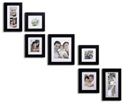 adeco 7 piece collage picture frame