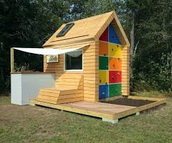 pallet playhouse plans large size of simple playhouse plans how to build an indoor elevated a