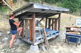 build a storage shed building a firewood shed build storage shed cost