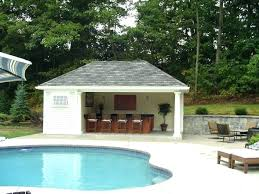 pool house cost pool house cost large size of decorating rustic swimming pool design ideas backyard pool house
