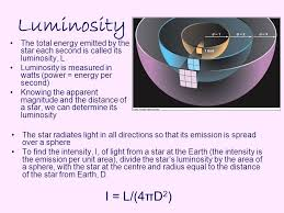 7 luminosity