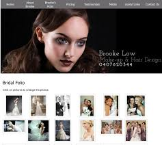 makeup artist websites templates makeup artist macinnis marketing business services marketing
