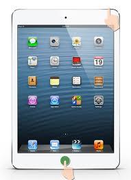 tablet via ipad