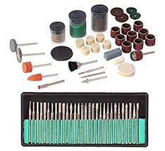 Digital Craft <b>105PC Rotary Tool Accessories</b> Kit Mini Drill Bit Set with ...