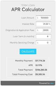 Loan Interest Calculator The Math Behind Nav's Business Loan Calculator Nav 19