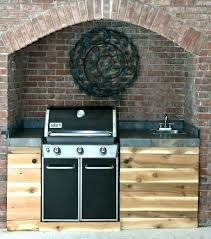 weber kettle grill outdoor kitchen built in natural gas grills full size of for kitchens summit