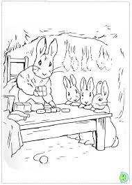 Peter Rabbit Coloring Pages 2560690