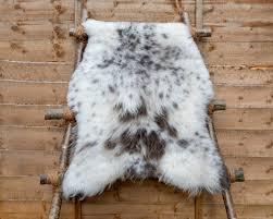 wayfair sheepskin rugs circular rug 100 gray faux fur area light grey interior