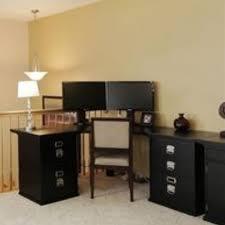 cheerful pottery barn corner desk best bedford black with plexi glass