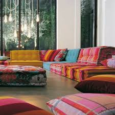 decorating with floor pillows. Living Room With Floor Pillows Oriental Interior Design Ideas You Beautify Your On Decorating