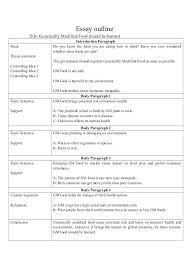 Essay Outline Examples That You Can Use Leadership Essay Outline ...