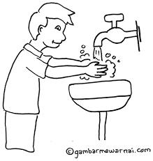 Berbagai gambar cuci tangan corona kartun dibawah ini juga bisa kalian jadikan sebagai status whatsapp, instagram, foto profil facebook atau dijadikan sebagai wallpaper handphone kalian. Gambar Mewarnai Kartun Sketsa Komik Anak