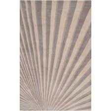 candice olson oyster gray 8 ft x 11 ft area rug