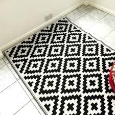 black and white outdoor rug indoor outdoor rug nirvana black white black and white striped outdoor