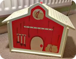 asda george home wooden play pirate ship and farm play set