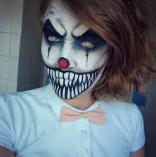 scary clown halloween decorations inspirational scary clown makeup idea costumes in 2018