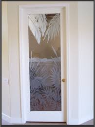 office doors with glass. single office door with etched glass tropical design doors