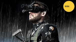 ilration for article titled metal gear solid v ground zeroes the kotaku review