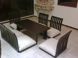 zen style furniture. zen style dining room seater table height in roseroomnowy furniture n