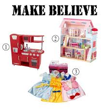 best birthday presents for a 3 year old The Ultimate Gift List Year Old Girl! \u2022 Pinning Mama