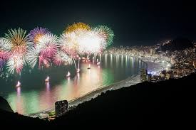 Carnival Of Light Nye New Years Eve 2019 In Rio De Janeiro Dates Map