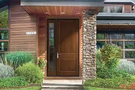 fiberglass entry door no glass