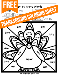 Princess leonora coloring sheets for kids. Thanksgiving Coloring Pages Free Printables April Golightly