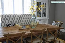 Decorating A Kitchen Table Summer Dining Table Decor The Sunny Side Up Blog