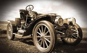 Vintage Car Fotobehang Behang Bestel Nu Op Europostersbe