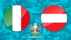 Italien - Österreich   EURO2020 Achtelfinale (Fussball-EM 2021) - YouTube
