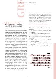 Analytical Response Essay The Academic Issue 9 By The Academic Issuu
