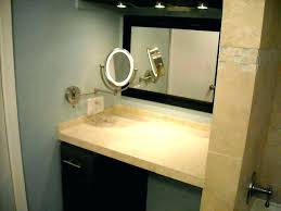 lighted vanity mirror wall mount. Simplehuman Magnifying Mirror Wall Mount Sensor Activated Lighted Makeup Ideas Led Mounted Vanity Bathroom In
