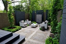 Tips Creating A Small Patio Ideas Home Furniture Outdoor Water Wall Garden Unique