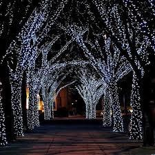 Solar string lights Holiday lights